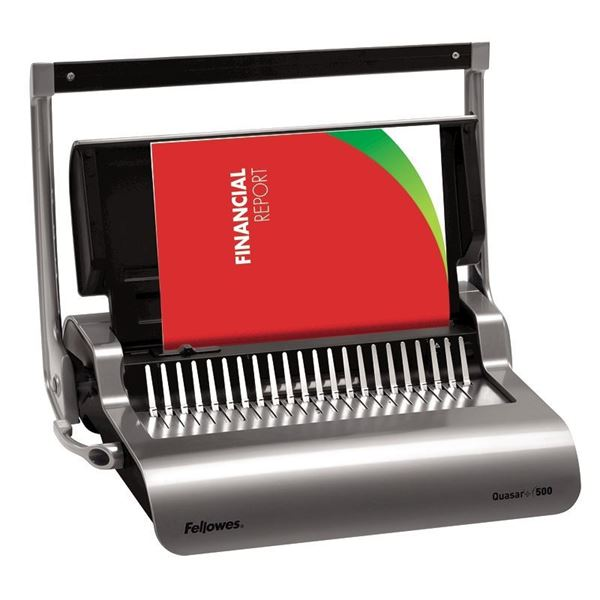Picture of Βιβλιοδετικό Fellowes Quasar + 500 Comb Binder 5627701