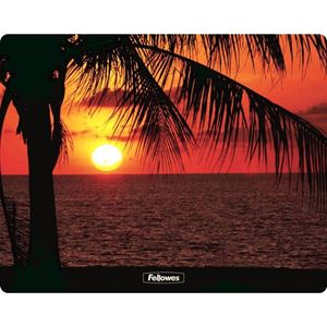 Picture of Mousepad Fellowes Brite  Mats Square 58750