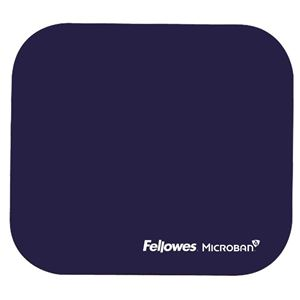 Picture of Mousepad Fellowes Microban Blue 5933805