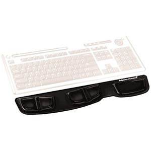 Picture of Στήριγμα καρπού Fellowes Health V Crystals Keyboard Wrist Support 9183201