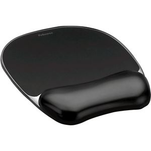 Picture of Στήριγμα καρπού Fellowes Crystals™ Gel Mousepad Wrist Support 9112101