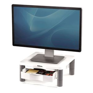 Picture of Bάση οθόνης Fellowes Premium Monitor Riser Plus 91713