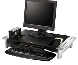 Picture of Bάση οθόνης Fellowes Office Suites™ Standard Monitor Riser 8031001