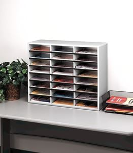 Picture of Οργάνωση γραφείου Fellowes Literature Organiser - 24 compartment 25041