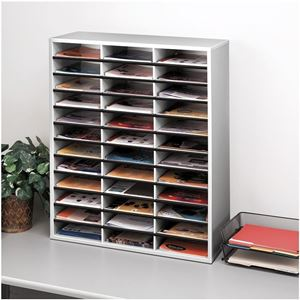 Picture of Οργάνωση γραφείου Fellowes Literature Organiser - 36 compartment 25061