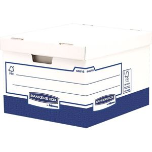 Picture of Κουτί αποθήκευσης Bankers Box® Heavy-Duty Large Box 4461601
