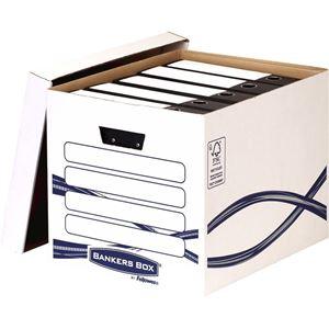 Picture of Κουτί αποθήκευσης Bankers Box® Basic Tall Storage Box 4461001