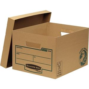 Picture of Κουτί αποθήκευσης Bankers Box® Earth Series Budget Box 4472401
