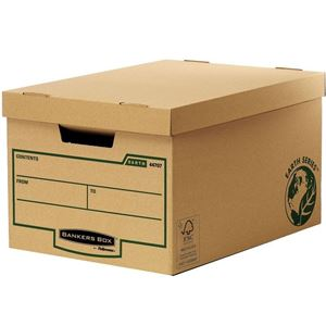 Picture of Κουτί αποθήκευσης Bankers Box® Earth Series Large Storage Box 4470701