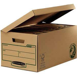 Picture of Κουτί αποθήκευσης Bankers Box® Earth Series Flip Top Maxi 4472205