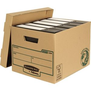 Picture of Κουτί αποθήκευσης Bankers Box® Earth Series Heavy Duty Box 4479901