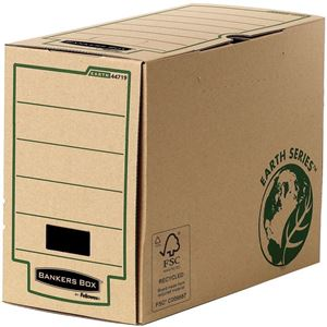 Picture of Κουτί μεταφοράς Bankers Box® Earth Series 150mm Foolscap Transfer File 4471901