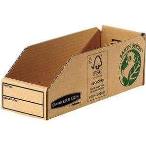 Picture of Μονάδες αποθήκευσης Bankers Box® Earth Series Parts Bin(98mm) 07353EU