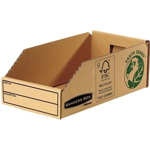 Picture of Μονάδες αποθήκευσης Bankers Box® Earth Series Parts Bin(147mm) 07354EU