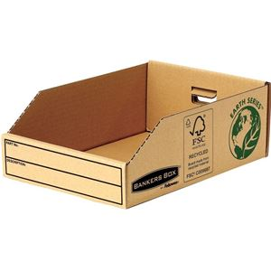 Picture of Μονάδες αποθήκευσης Bankers Box® Earth Series Parts Bin(200mm) 07355EU