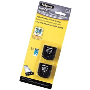 Picture of Αξεσουάρ κοπτικών Fellowes SafeCut Replacement Blades - 2 Pack 5411401