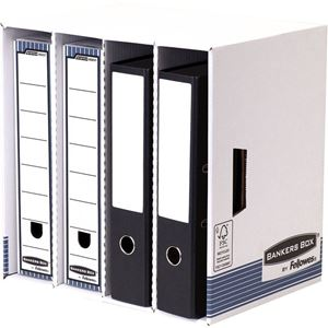 Picture of Μονάδες αποθήκευσης Bankers Box® System File Store - Blue 1130401