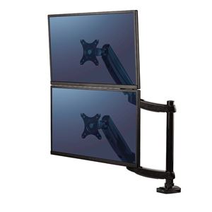 Picture of Βραχίονας οθόνης Fellowes Platinum Series Dual Stacking Monitor Arm 8043401