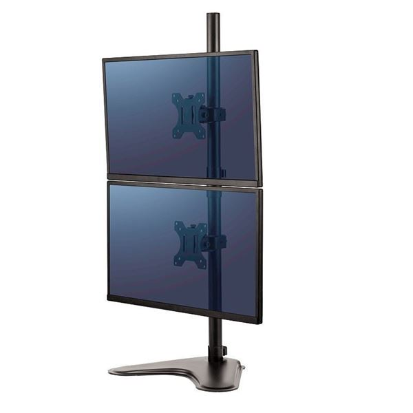Picture of Βραχίονας οθόνης Fellowes Professional Series Freestanding Dual Stacking Monitor 8044001
