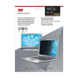 "Picture of 3M™  Φίλτρο Προστασίας Απορρήτου για  Laptop 13.3""  Standard (4:3) PF133C3B"