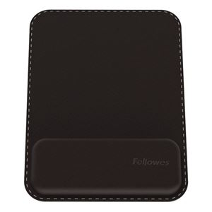 Picture of Στήριγμα καρπού Fellowes Hana™ Mousepad Wrist Support - Black 8055501