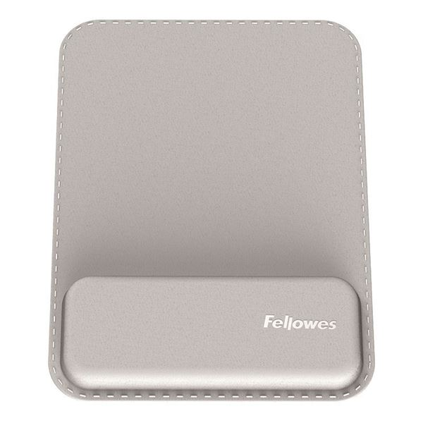 Picture of Στήριγμα καρπού Fellowes Hana™ Mousepad Wrist Support - Grey 8066501