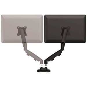 Picture of Βραχίονας οθόνης Fellowes Eppa™ Dual Monitor Arm Kit - Black 9683601