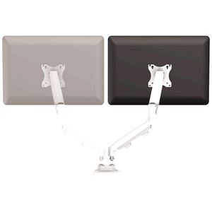 Picture of Βραχίονας οθόνης Fellowes Eppa™ Dual Monitor Arm Kit - White 9683801